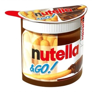 Single Serving Nutella Pack