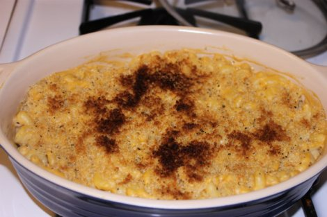 Dairy Free Mac and Cheese